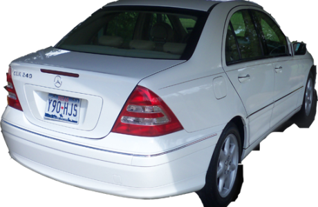 Mercedes - After